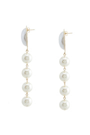 Pearl Drop Earrings | OROSHE