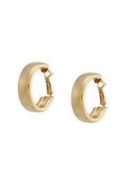 Gold Hoop Earrings | OROSHE