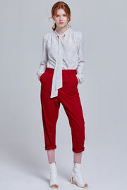 Adelaide Structured Pants | OROSHE