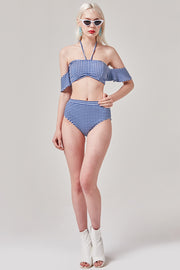Gingham Two Piece Bikini | OROSHE