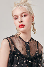 Ornate Glam Earrings | OROSHE