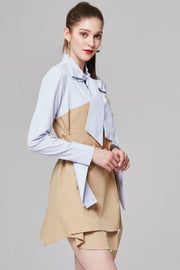 Cate Belted Dress | OROSHE