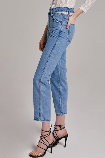 Shannon Cutout Jeans | OROSHE