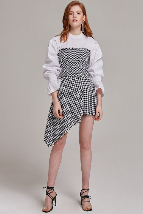 Piper Houndstooth Two Piece Set | OROSHE