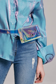 Holographic Clutch | OROSHE