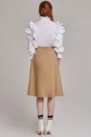 Amber Trench Skirt | OROSHE