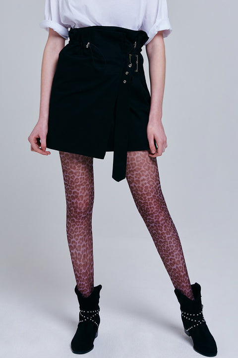 Leopard Print Stockings | OROSHE
