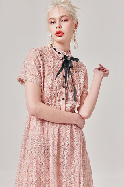 Margot Lace Dress | OROSHE
