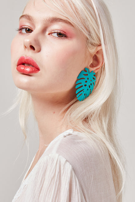 Palm Leaf Earrings | OROSHE