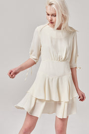 Pleated Cowgirl Dress | OROSHE