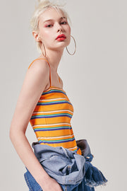 Striped Halter Top | OROSHE