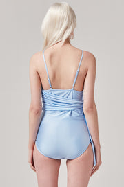 Tie One Piece Swimsuit | OROSHE