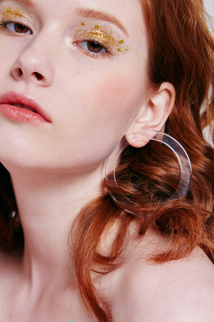 Voluminous Hoop Earrings | OROSHE