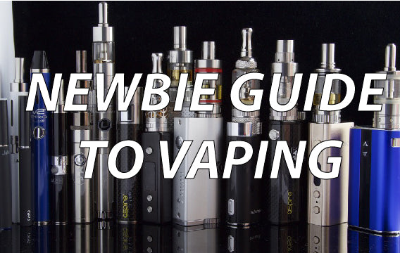 NEWBIE MISTAKES OF VAPING