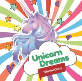 Unicorn Dreams 50ml Short fill E-liquid