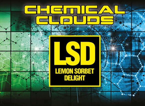 Chemical Clouds E-liquid