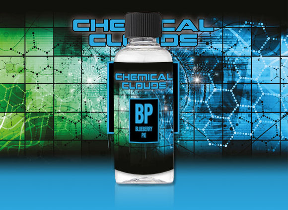 Chemical Clouds Blueberry Pie 80ml (120ml short fill)