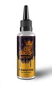 Drip Daddy Caramel King 80ml (100ml short fill)