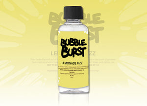 Bubble Burst Lemonade Fizz 120ml shorfill