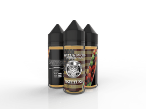 Skittles Skull and Smoke E-liquid