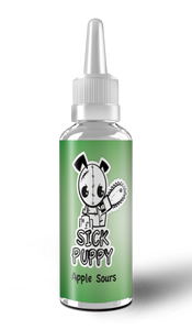 Sick Puppy Apple Sours 100ml
