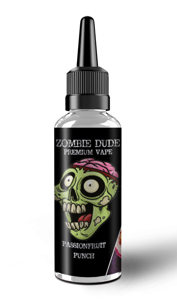 PASSIONFRUIT PUNCH BY ZOMBIE DUDE E-LIQUID 100ml