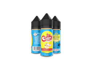 Candy Crack Refresherz E-liquid 120ml Shortfill