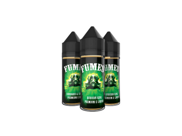 Fumes Rubicon Guava Short Fill Eliquid 100ml