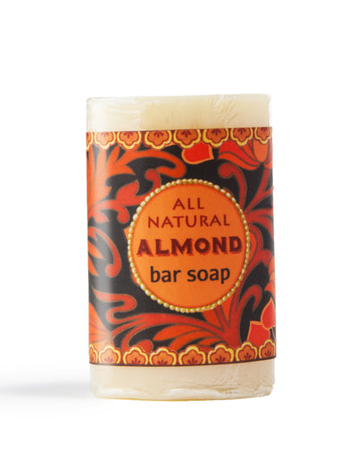 Dolce Mia Paradise Sweet Almond Natural Soap Bar Travel Size