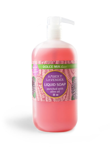 Finished Goods-Refill-Liquid Soap-32 oz-Ambery Lavender