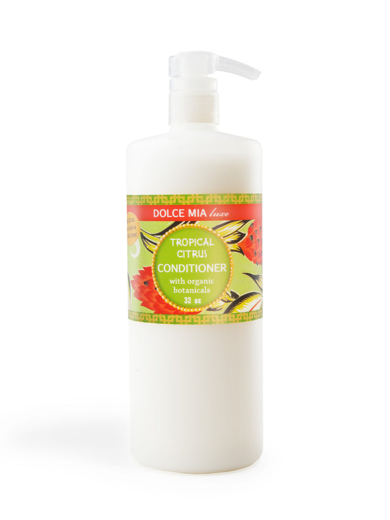 Finished Goods-Refill-Conditioner-32 oz-Tropical Citrus