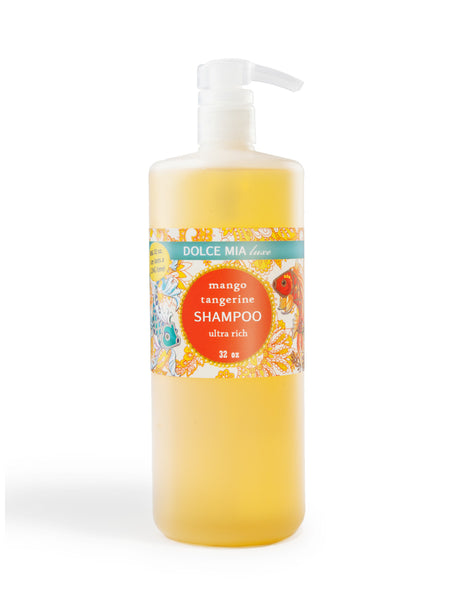Finished Goods-Refill-Shampoo-32 oz-Mango Tangerine