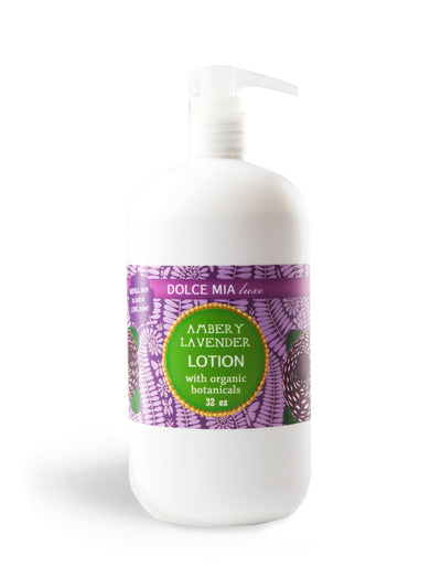 Finished Goods-Refill-Lotion-32 oz-Ambery Lavender