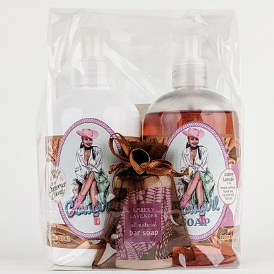 Lotion & Liquid Soap Gift Set | Choose Your Fragrance