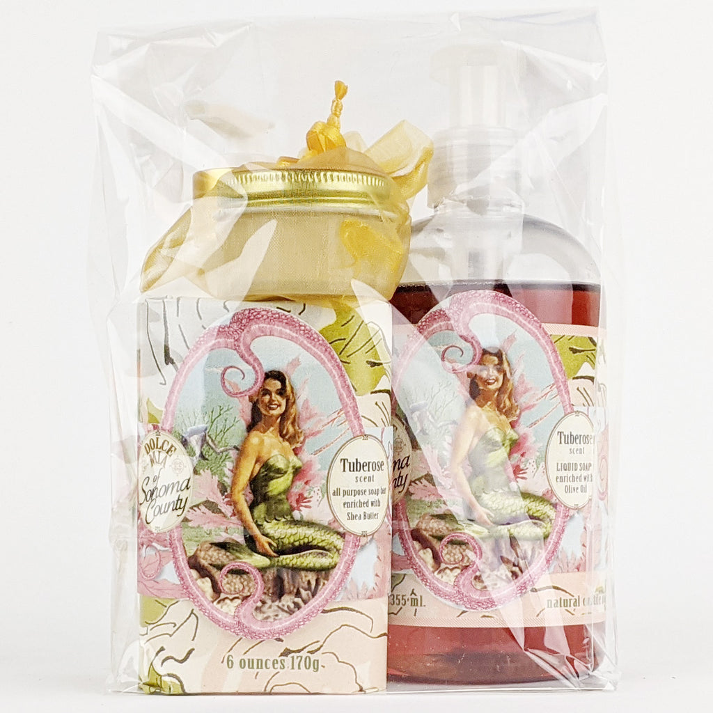Soaps and Hand Sanitizer Gift Set | Choose Your Fragrance