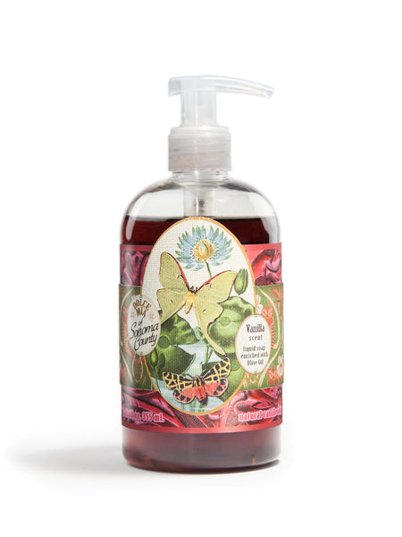 Butterfly Liquid Soap