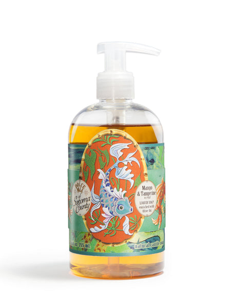 Fish Liquid Soap