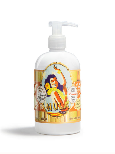 Hula Girl Lotion
