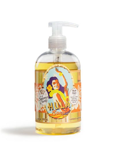 Hula Girl Liquid Soap
