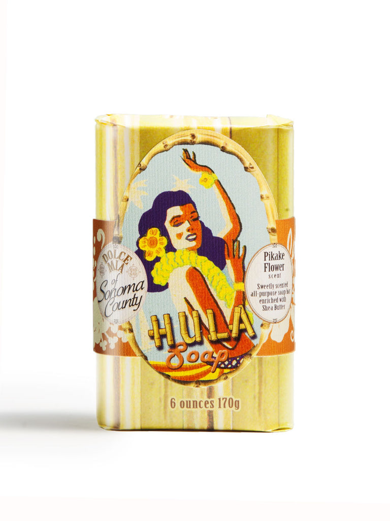 Hula Girl Soap Bar