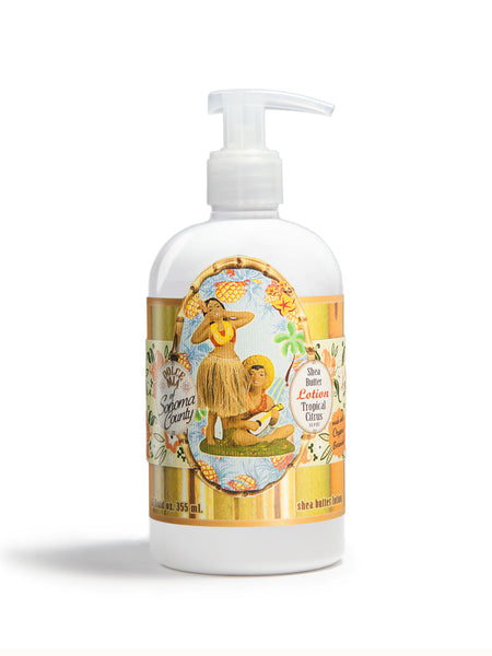 Hula Couple Lotion