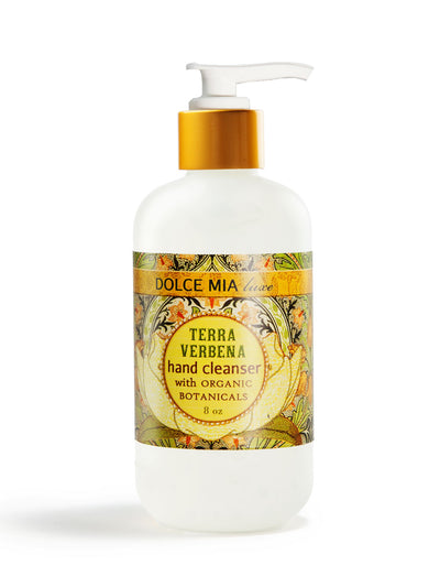 Lotus Land Hand Cleanser 8 oz.