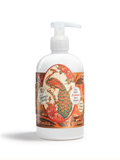 Peacock Lotion