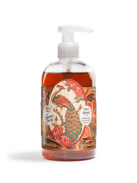 Peacock Liquid Soap