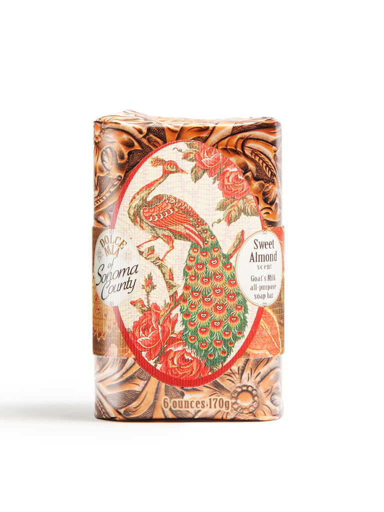 Peacock Soap Bar