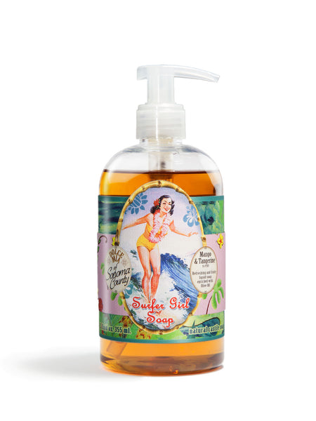 Surfer Girl Liquid Soap