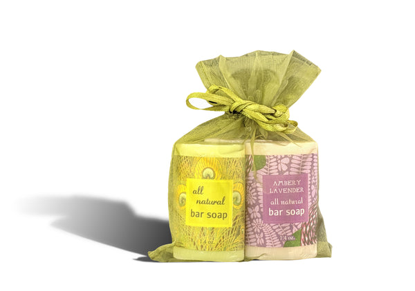 Guest Bars - Set of 3 Assorted - Ambery Lavende, Tropical Citrus, Terra Verbena