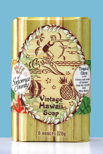 Vintage Hawaiian Soap Bar