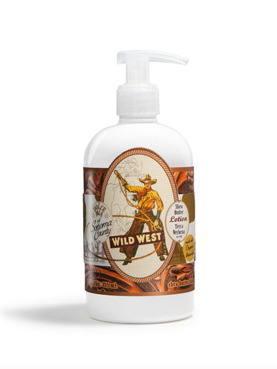 Wild West Lotion