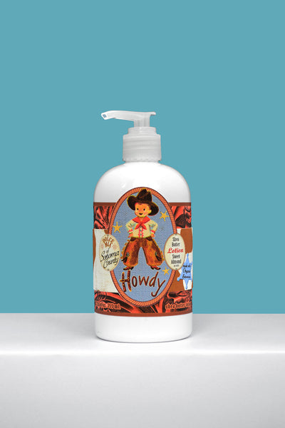 Howdy Lotion